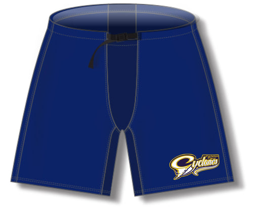 CYCLONES hockey pant shells