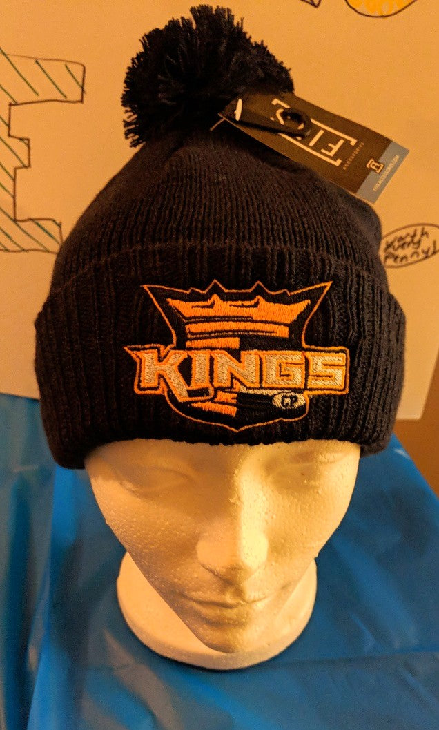 KINGS Toque with Pompom