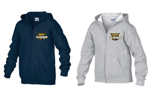 Carleton Place KINGS zip up hoodie | Level 1 Custom Gear