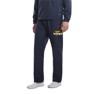 KINGS track pants in navy