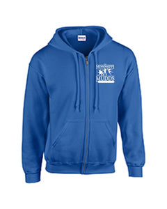Full Zip Up Mississippi Mudds Hoodie