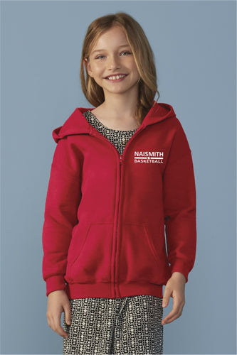 Naismith YOUTH Zip Up Hoodie