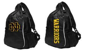 *DISCONTINUED ND or WARRIORS OGIO bag