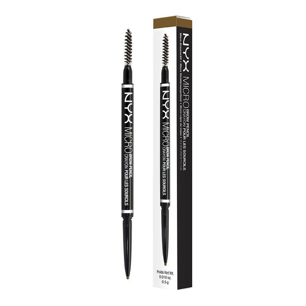 NYX Professional Makeup Micro Brow Pencil 0.5g - Various Shades