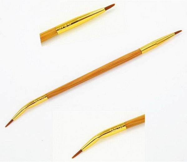 Tarte Etch & Sketch Double-ended bamboo liner brush