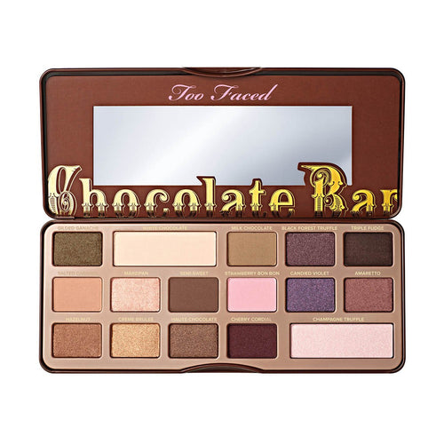 Too Faced Chocolate Bar Eyeshadow Palette Collection