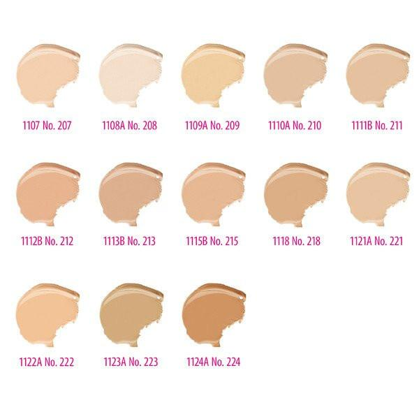 Dermacol Make-Up Cover Liquid Foundation 30ml - All Shades