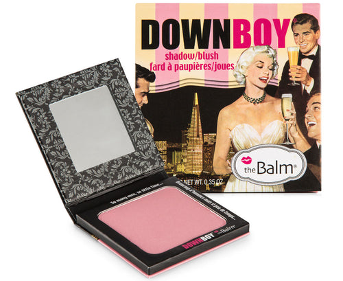 The Balm Down Boy Face Blush