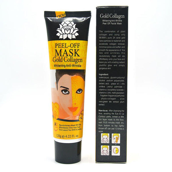 Peel-Off Mask Gold Collagen 120g