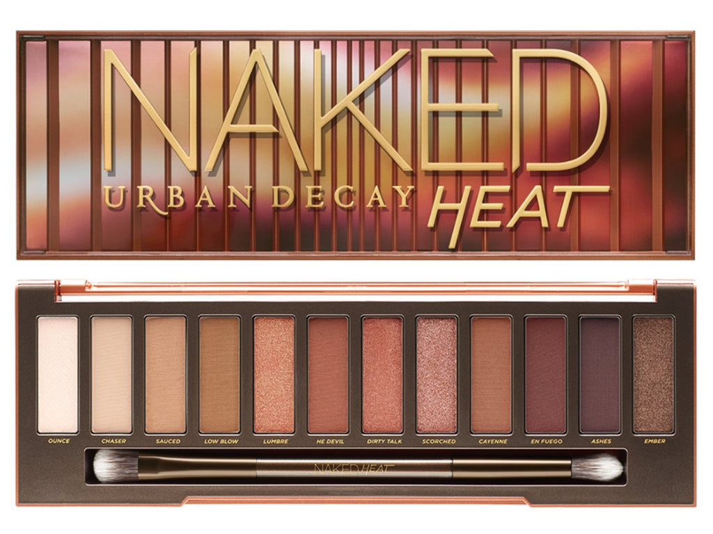 Urban Decay Naked Heat Eyeshadow Palette  Beautybambi-4616