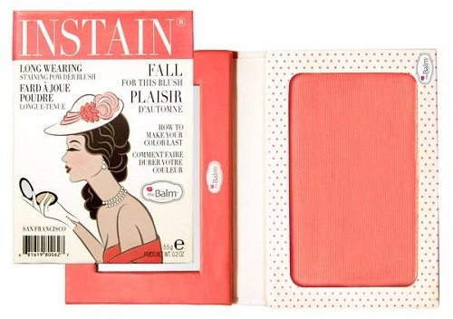 The Balm Instain Fall Face Blush