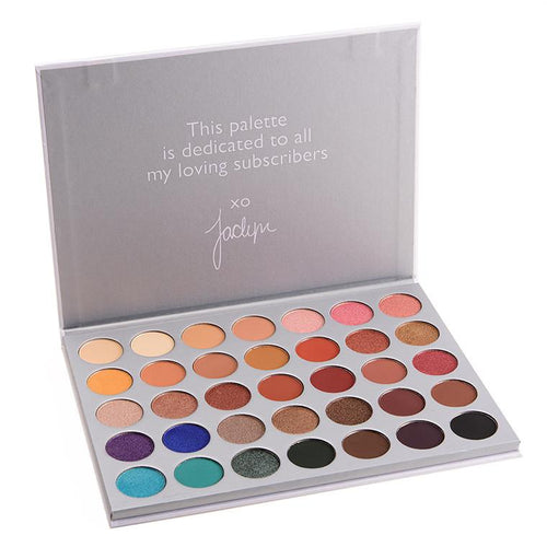 Morphe x Jaclyn Hill Eyeshadow Palette 35 Shades sale