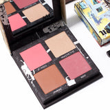 Urban Decay Jean-Michel Basquiat Gallery Blush Highlight palette