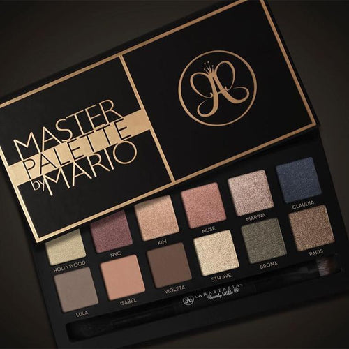Anastasia Beverly Hills Master Palette by Mario eyeshadow Makeup