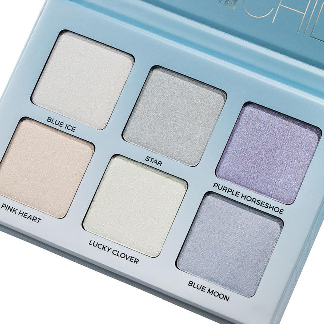 Anastasia Beverly Hills Glow Kit Moon child Highlight palette Makeup