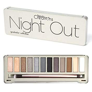 Beauty Creations Night Out Eyeshadow Collection Palette