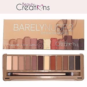 Beauty Creations Barely Nude 2 Eyeshadow Palette