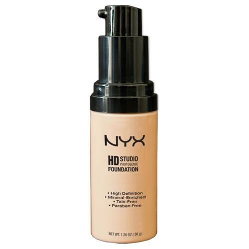 NYX Professional Makeup Studio Photogenic Foundation - Various Shades