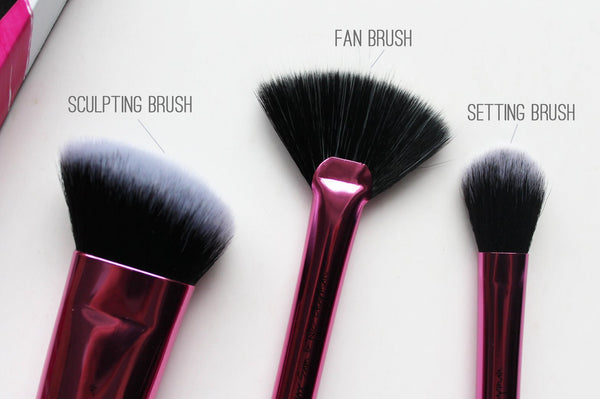Real Techniques Sculpting Set Brush Set of 6