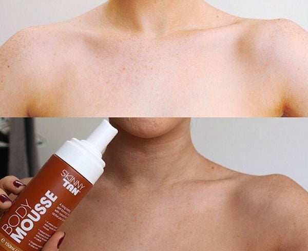 Skinny Tan Body Mousse 150ml - No Orange