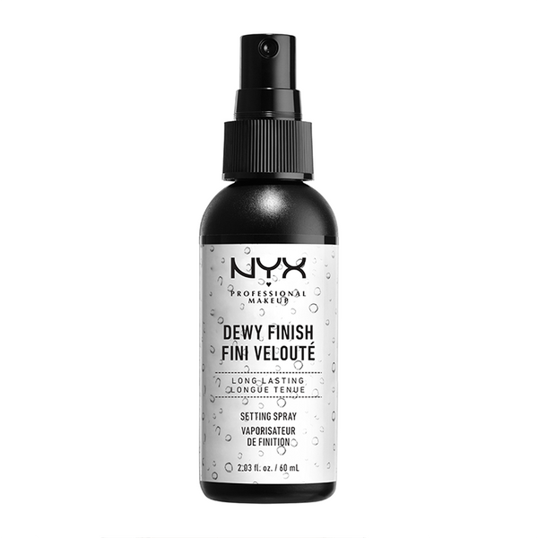 NYX Professional Makeup Setting Spray - Dewy Finish/Long Lasting 60ml