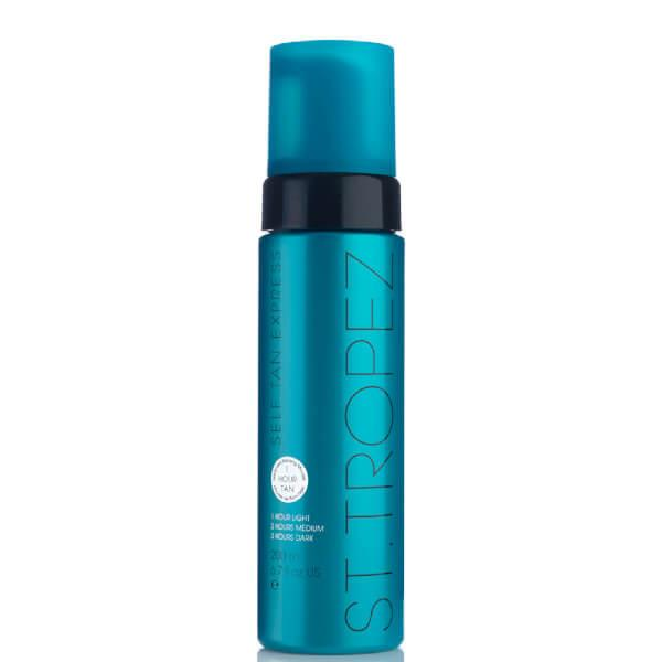 St Tropez Self Tan Express Mousse 200ml