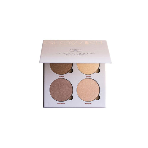Anastasia Beverly Hills Glow Kit Sun Dipped Highlight palette Makeup