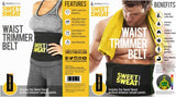 Sweet Sweat Waist Trimmer Belt