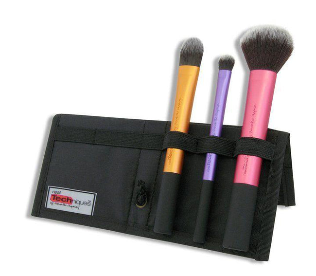 Real Techniques Sam's Picks Brush Set of 3