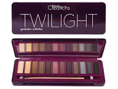Beauty Creations Twilight Eyeshadow Collection Palette