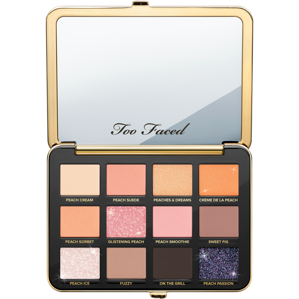 Too Faced White Peach eyeshadow palette