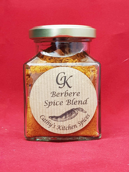 Berbere Spice mix