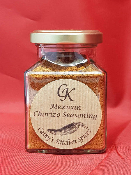 Mexican Chorizo Seasoning