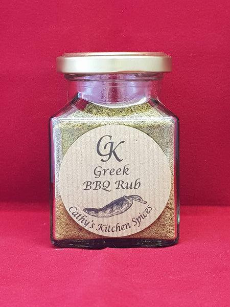 Greek BBQ Rub