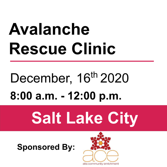 Avalanche Rescue Clinic - Alta Employee - December 16