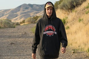 Unisex Hoody with Large UAC Front Logo