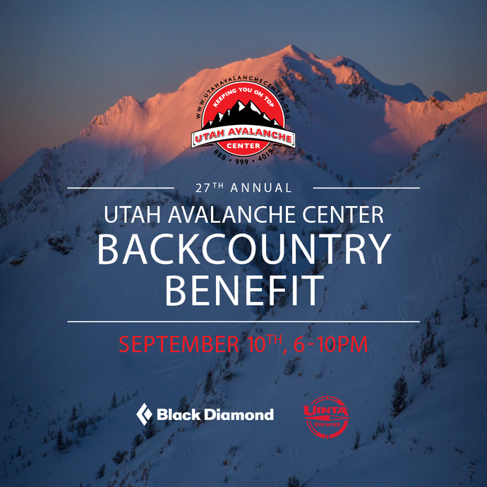 27th Annual Backcountry Benefit Presented by Black Diamond