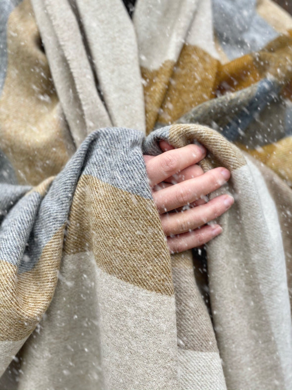 Luxury Wool Blankets, Made in Britain