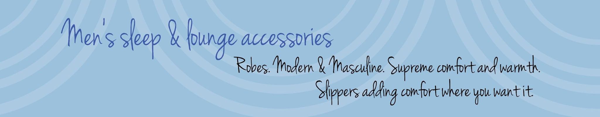 PJs Etc | Men's Robes and slippers