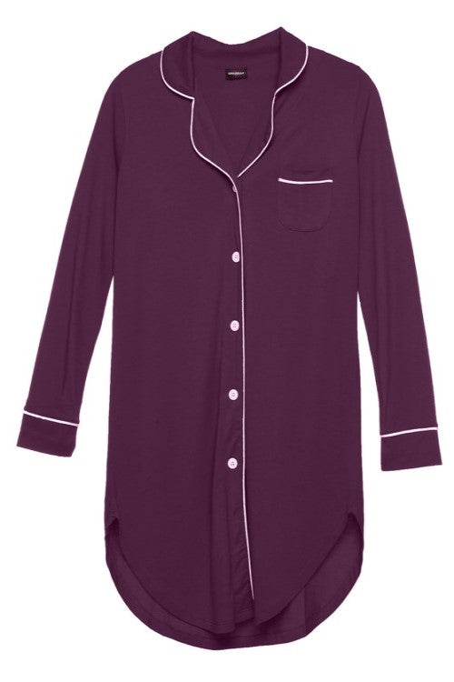 PJs Etc | Bella Plus Nightshirt