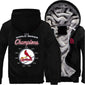 St. Louis Cardinals Zipper Hoodies Thicken Fleece Printing Pattern