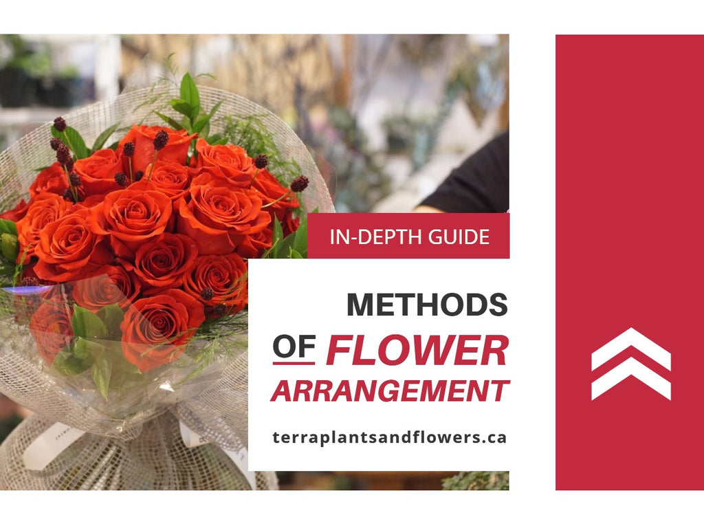 Basic Methods of Flower Arrangement