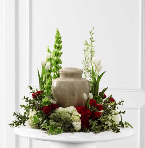 Cremation & Memorial Flowers from Terra Plants & Flowers