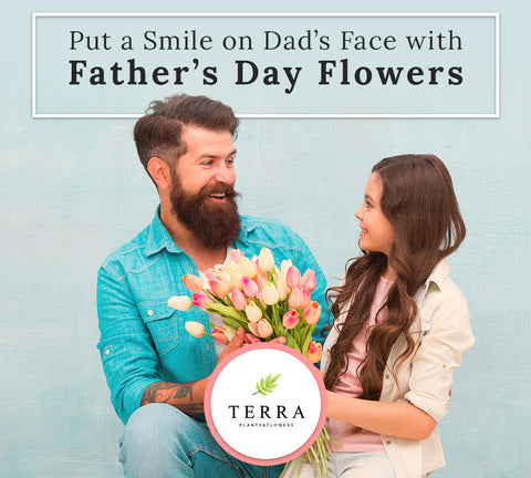 Flowers for Dad