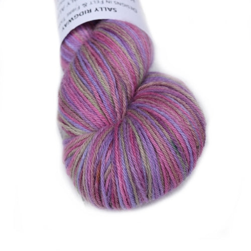 100% Baby Alpaca Yarn 4 Ply Fingering Weight Rose 12581 | 4 Ply Alpaca Yarn | Sally Ridgway | Shop Wool, Felt and Fibre Online