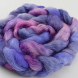 English Leicester wool roving for felting and spinning needle felting