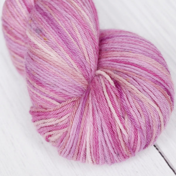 pink crimson rose alpaca hand dyed yarn on sale for knitting weaving and crochet
