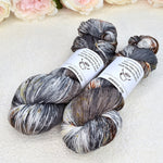 4 ply Supreme Sock Yarn Hand Dyed Boulder Grey 13387| Sock Yarn | Sally Ridgway | Shop Wool, Felt and Fibre Online
