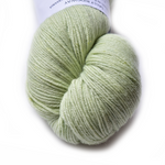 4 Ply Australian Merino Wool Hand Dyed Mill Spun Knitting Yarn Pale Green 12413| 4 Ply Pure Merino Yarn | Sally Ridgway | Shop Wool, Felt and Fibre Online