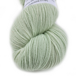 4 Ply Australian Merino Wool Yarn Hand Dyed Pale Green 12412| 4 Ply Pure Merino Yarn | Sally Ridgway | Shop Wool, Felt and Fibre Online